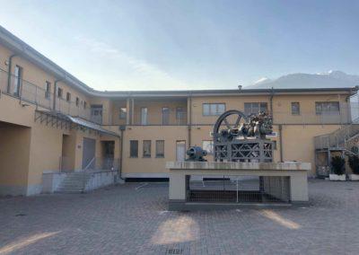 C - Centro Clinico Valtellinese Casa Di Cura Ambrosiana serramenti in alluminio Morbegno Sondrio (3)