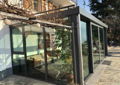 E - Serra bioclimatica Morbegno serramenti finestre taglio termico (2)