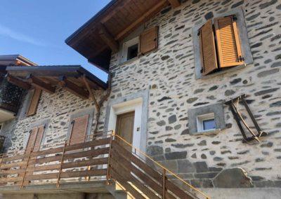 F - Cantiere abitazione residenziale Talamona sostituzione persiane in alluminio (2)