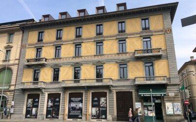 Cantiere: Lugano (CH) Palazzo Chiattone.