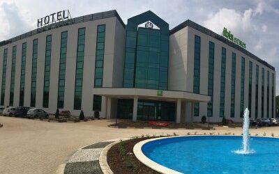 Cantiere: Settala (MI) Hotel Ibis