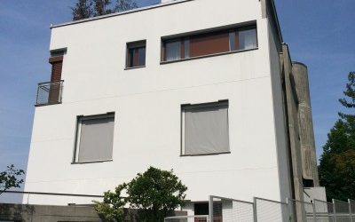 Cantiere: Lugano (CH) Abitazione privata.