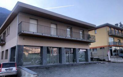 Cantiere: Uffici Casa Amica – Morbegno (SO)