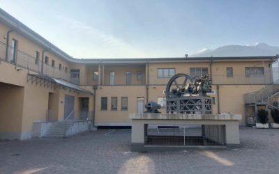 Cantiere: Casa di cura Ambrosiana I Mulini – Morbegno (SO)