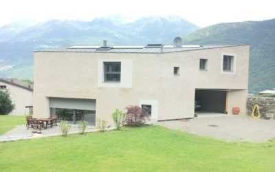 Cantiere: Abitazione residenziale – Talamona (SO)